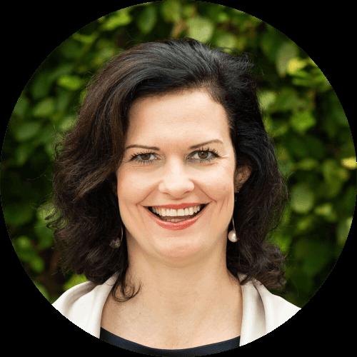 Profilbild rund - Mag. Agnes Lepschy